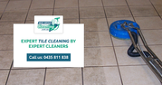 Get Gleaming Floors! Tile & Grout Cleaning at $4.50 per sqm* Only!
