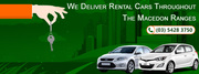 We Deliver Rental Cars Through Out The Macedon Ranges