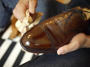 Shoe Shine In Melbourne CBD