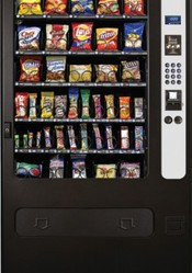 Healthy Vending Machine at Your Business Premises