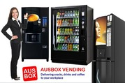Drink Vending Machines Supplier in Melbourne