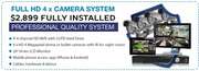 HD CCTV Cameras by Top Tech Security systems