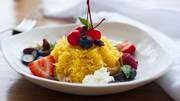 Cook Zarda Rice with Mixed Berries and Cherries at home with Goodman F