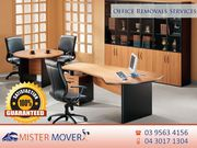 Office Commercial Moving Service Melbourne