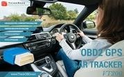 Early diagnostics of car problems through OBD II Car GPS Tracker