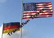 NAATI Certified German English Translation services