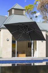 Buy Premium Quality Square Cantilever Umbrella