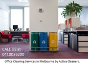 Office Cleaning Services Melbourne by Activa Cleaning