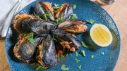 Midye Dolma - Stuffed Mussels Turkish Style