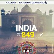Fly To India - Gaura Travel