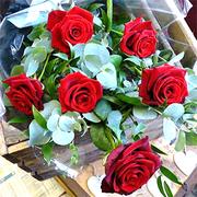 A Colourful Floral Bouquet