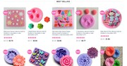 @Wholesale silicone molds for fondant,  handmade soap,  DIY cake !...