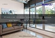 Aluminium Sliding Glass Doors Western suburbs Melbourne