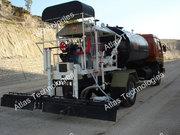 Small Bitumen Sprayers - Atlas Technologies