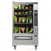 Fresh,  Delicious Healthy Vending Machine Products