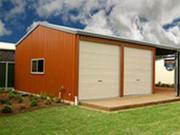 Colorbond Garages Melbourne