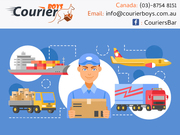 Best Courier Services In Australia - Courier Boys