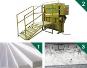 GREENMAX Plastic Foam of Polystyrene Crusher