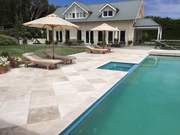 Travertine stone Tiles For Outdoor Paving in Melbourne