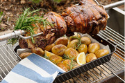 Lamb Spit Roast Melbourne From Specialist Caterers