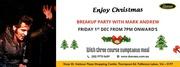 Enjoy Your Christmas Breakup Party Celebration at Shavan's