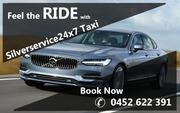 Silver Top Taxi Service Melbourne