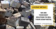 Professional Scrap Metal Recycling Yard in Melbourne