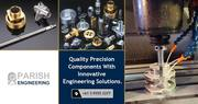 Reputed Precision Component Manufacturer in Melbourne