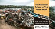 Reputed Scrap Metal Recycling Company in Melbourne