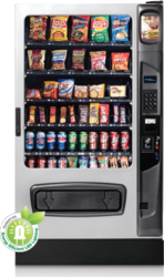 High-Performance Combination Vending Machine