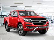 2017 HOLDEN COLORADO STORM CREW CAB