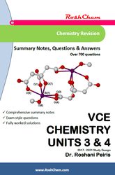 VCE Chemistry units 3&4 study guide (revision book)