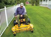 Lawn mowing services Melbourne