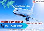 Book Your Multi City Travel With Us: Enquire Now