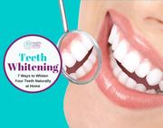 Zoom Teeth Whitening by Healthy Smiles Dental Group
