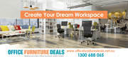 Office Furniture Deals as Your First Choice in Buying Office Furniture