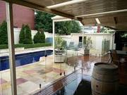 Installing Frameless Glass Pool Fencing in Melbourne,  Australia
