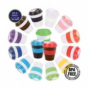 Reusable coffee cups