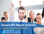 RPLReport.com provides the best sample RPL report Australia