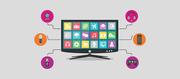 Get Finest Smart Tv App Development Services - 4 Way Technologies
