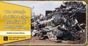 Get Affordable Scrap Metal Pickup Service in Melbourne