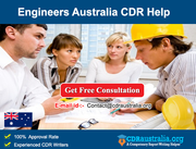 Experts to Help You with CDR Engineers Australia Services by CDRAustra