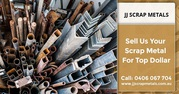 Searching For Leading Scrap Metal Dealer? Enquire Now