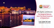 Experience The Royal Rajasthan With Our Tour Packages