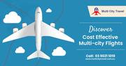 Book The Best Multi-City Flights From Melbourne