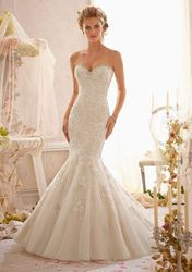 Luxurious and Stunning Pronovias Wedding Dress in Melbourne
