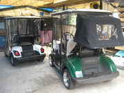 Give your golf cart a makeover with golf cart accessories and parts