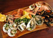 Delight your senses with delicious Seafood platter in Melbourne