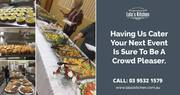 Reliable Birthday Party Catering Melbourne
