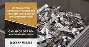 Reliable and Professional Stainless Steel Scrap Dealers